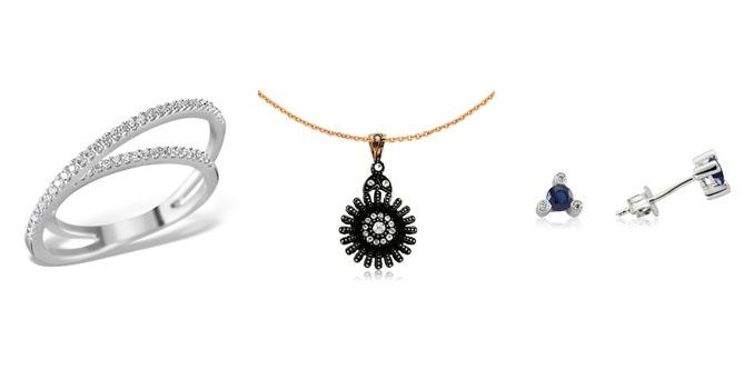 Frumuseţe fără limite în noua colecţie de bijuterii cu diamant La Rosa