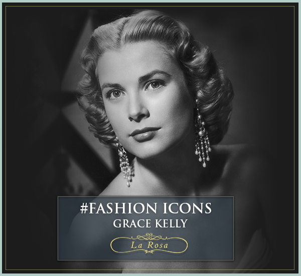 Grace Kelly Fashion Icon