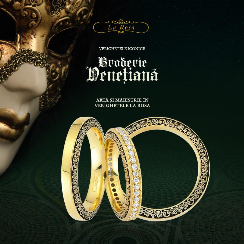 Noua Colectie Broderie Venetiana
