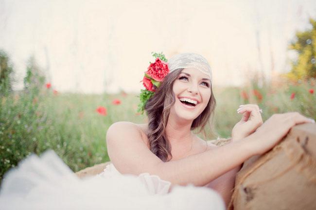 poppy-bridal